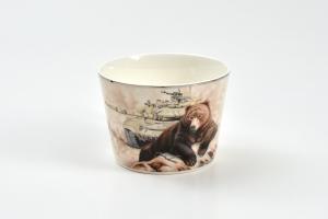 Чашка Тагильский медведь