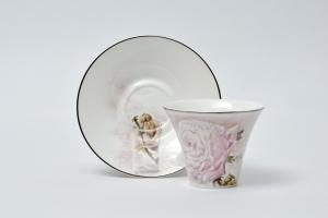 Чайная пара по картине М. Врубеля