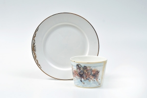 Набор из двух предметов по картине Н.Самокиша
